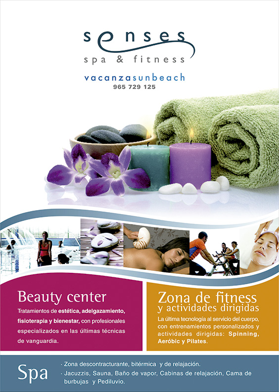 Cartel Spa Senses